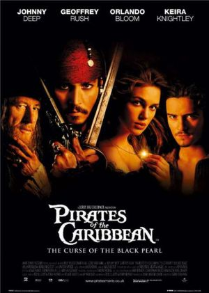 Pirates of the Caribbean: The Curse of the Black Pearl 570x800