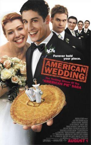 American Wedding 337x533