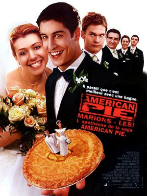 American Wedding 400x533