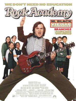 The School of Rock 600x800