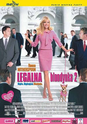 Legally Blonde 2: Red, White & Blonde 565x800