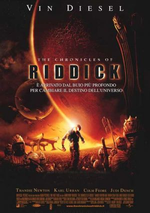 The Chronicles of Riddick 500x710