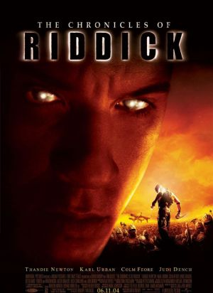 The Chronicles of Riddick 593x815