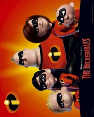 The Incredibles 385x480