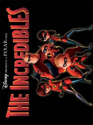 The Incredibles 392x530