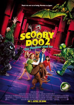 Scooby Doo 2 - Die Monster sind los 494x700