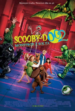 Scooby Doo 2: Monsters Unleashed Poster