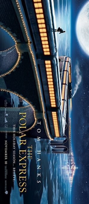 Der Polarexpress 357x815