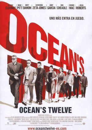Ocean's Twelve 851x1200
