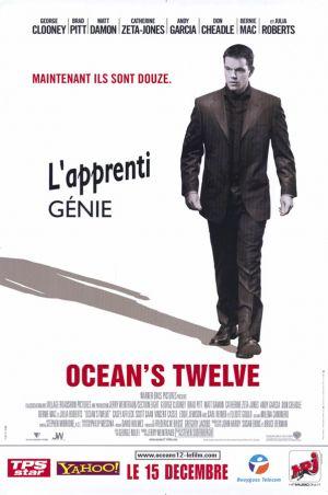 Ocean's Twelve 598x900