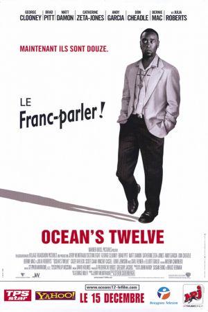 Ocean's Twelve 599x900