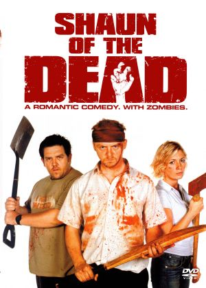 Shaun of the Dead dvd cover