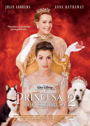 The Princess Diaries 2: Royal Engagement 676x945