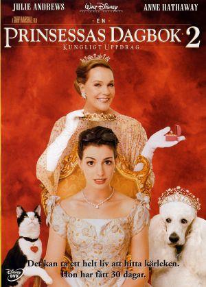 The Princess Diaries 2: Royal Engagement 1545x2158
