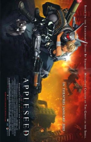 Appleseed 466x725