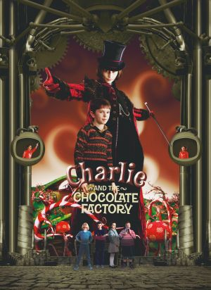 Charlie and the Chocolate Factory 2187x3000