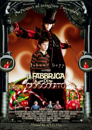 Charlie and the Chocolate Factory 500x707