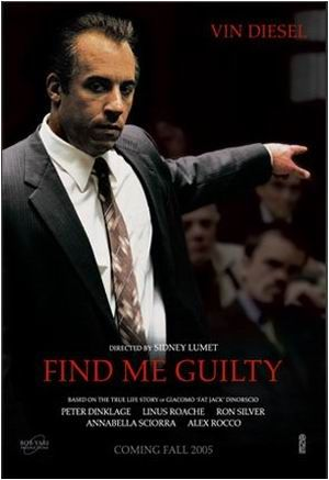 Find Me Guilty 300x437