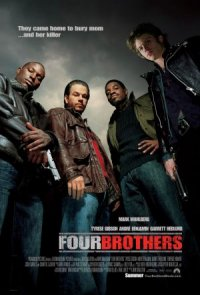 Four Brothers - Quattro fratelli poster