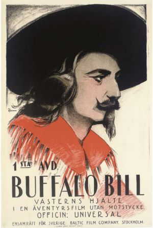 In the Days of Buffalo Bill Poster