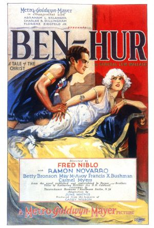 Ben-Hur: A Tale of the Christ 2029x3000