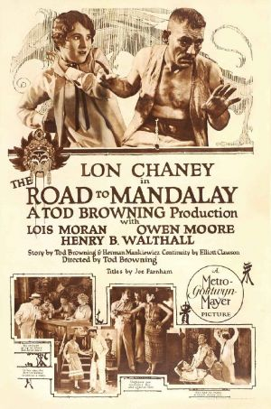 The Road to Mandalay Poster