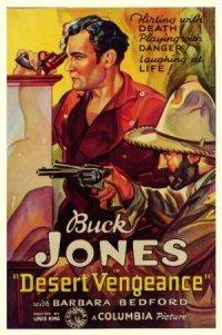 Desert Vengeance poster