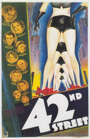 42nd Street Theatrical poster