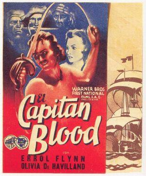 Captain Blood 829x1000