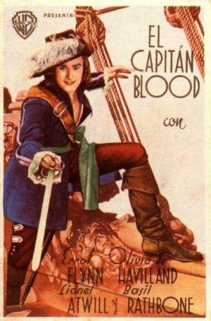 Captain Blood 601x911