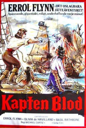 Captain Blood 411x609