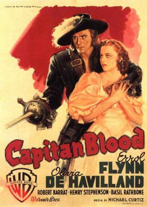 Captain Blood 927x1300