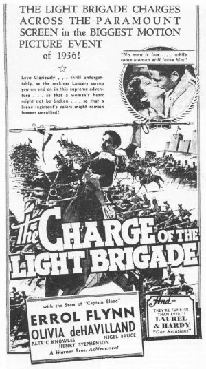 The Charge of the Light Brigade 878x1570
