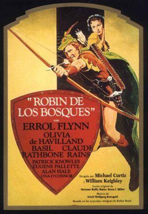 The Adventures of Robin Hood 800x1157