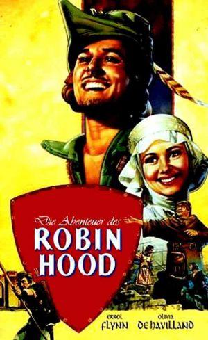 The Adventures of Robin Hood 613x1000