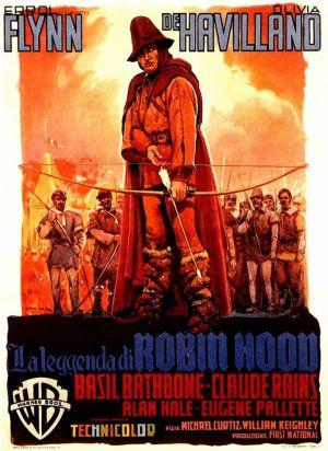 The Adventures of Robin Hood 874x1200