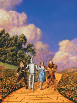 The Wizard of Oz 2247x3000