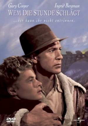 For Whom the Bell Tolls Dvd cover