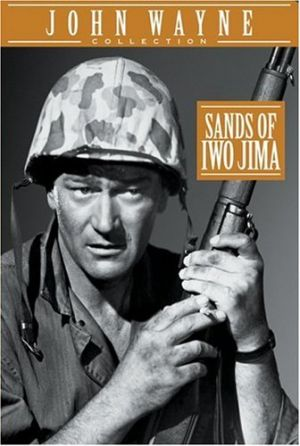 Sands of Iwo Jima Dvd cover