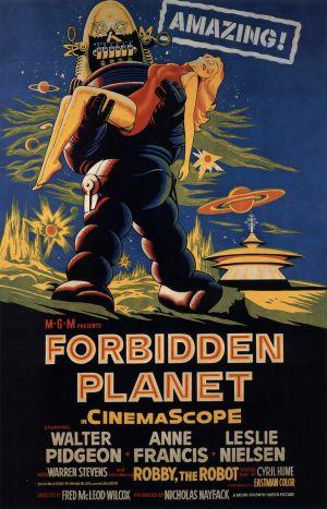 Forbidden Planet 1972x3073