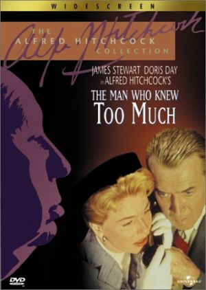 The Man Who Knew Too Much 338x475