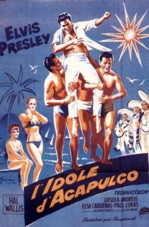 Fun in Acapulco 438x669