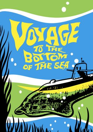 Voyage to the Bottom of the Sea 1015x1433