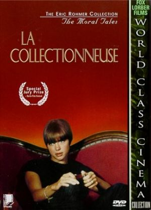 Collectionneuse, La Dvd cover