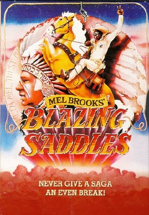 Blazing Saddles 300x433