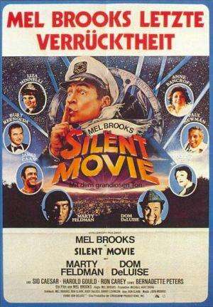 Silent Movie 418x600