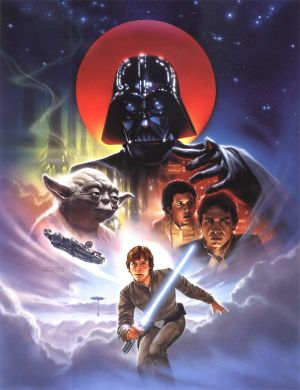 Star Wars: Episodio V - El Imperio contraataca 1671x2173
