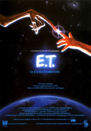 E.T. the Extra-Terrestrial 1648x2362