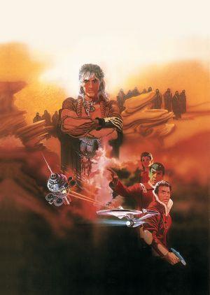 Star Trek II: The Wrath of Khan 1678x2362