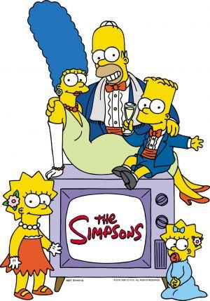 Die Simpsons 1049x1500